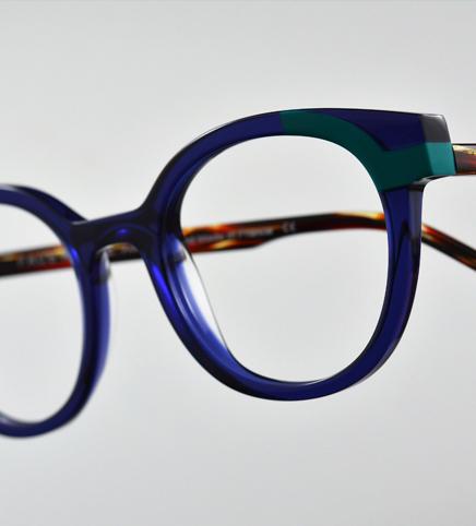Blue-round-eyewear